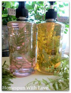 Herb Liquid Soap