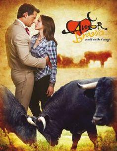 New novela: Amor Bravio...with Christian DelaFuente and Sylvia Navarro