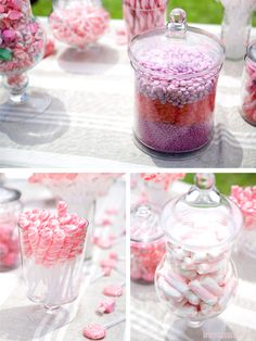 Party Planning: How to Style the Perfect Candy Bar