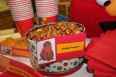Snuffy's peanuts