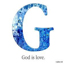 G. The Bible Verse Alphabet