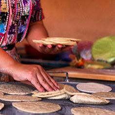 Tortillas (typical f