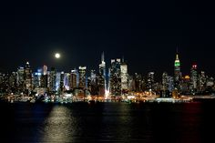 favorit place, york, visit, manhattan, full moon, mclaughlin