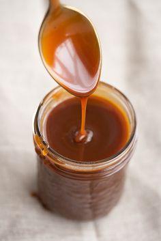 Homemade Coffee Toffee Sauce