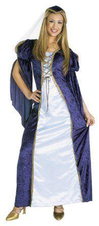 Amazon.com: Adult Juliet Costume - Adult: Toys & Games