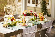 easter idea, easter tablescap, spring tablescap, celebr easter, easter parad, easter decor, barns, spring decorations, pottery barn