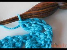 Cómo Crochet: Wrap Puntadas Alrededor