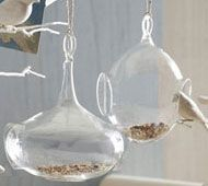 Utopia seed feeder- love these but would be filling them often!