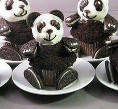 Oreo Cupcake Bear - cute!