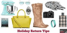 Holiday Returns Tips