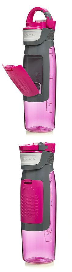Kangaroo Water Bottle - holds the essentials if you don't have pockets!