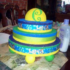 Cake Decorating Foam Balls : Pin by Jennifer Labute on Party Ideas Pinterest
