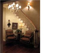 foyer idea, can be adapted for great room.