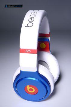 Design a pair of Beats Pro headphones today!