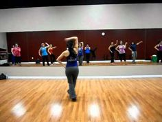 Enjoy this sweet cumbia! Zumba class at Urbana Dance, Frederick, MD