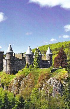 Chateau du Sailhant, France