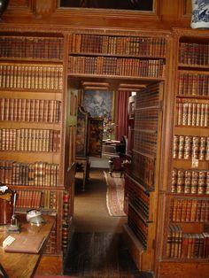 secret passages and hidden rooms | Homes with Hidden Secrets