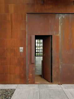 olsen kundig, architects, architectur, studio sitg, front doors