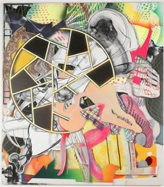 Frank Stella, Cantardie, 1998