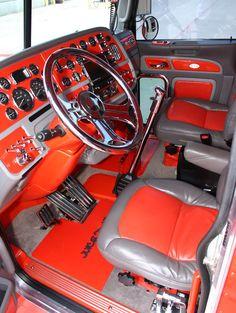 LIKE Progressive Truck Driving School: http://www.facebook.com/cdltruck #trucking #truck #driver   http://www.tenfourmagazine.com/feature/2007/OctCvr2.jpg