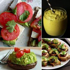 9 Ways to Snack on Fiber-Rich Avocado