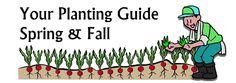 Virginia Vegetable Planting Guide