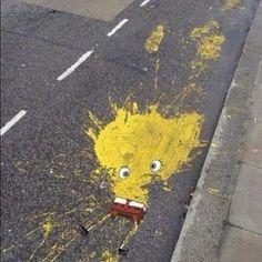 R.I.P. Spongebob