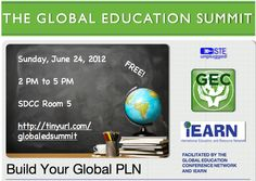 """Here are some cool """"other events"""" for #iste12"""