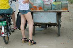 Fish Bike Legs
