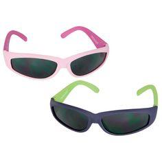 Sun Smarties Rubber Frame Sunglasses