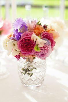 Wedding Magazine - Real wedding flower ideas