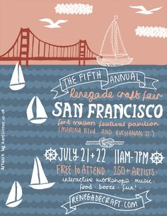 Renegade Craft Fair in SF