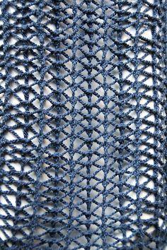 Turkish Stitch - Making Turkish Stitch - Lace Knitting