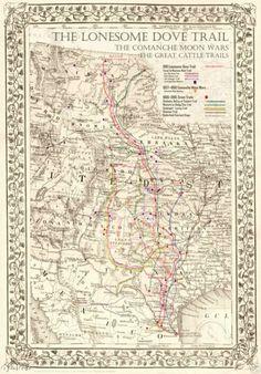 Lonesome Dove Trail