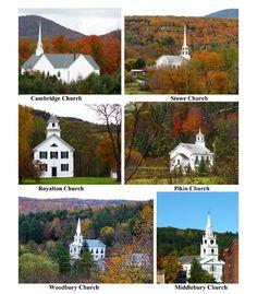 more little white churches