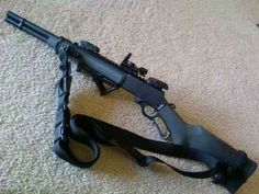 Marlin 336 Tactical Lever Action .30-30