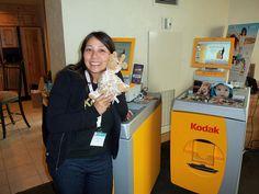 Kodak at evo'11 Conference in Park City, Utah. Photo from benspark.com. Pinned by evoconference.com #evoconf