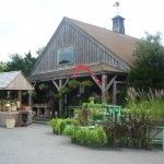 Brookdale Fruit Farm in #Hollis NH is one of my favorite farm stands in New England with its rustic exterior and large indoor central produce market and greenhouses with marvelous-looking plants. http://visitingnewengland.com/blog-cheap-travel/?p=493