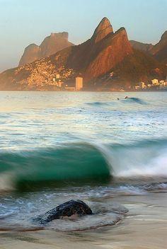 Ipanema, Rio de Janeiro. Brasil