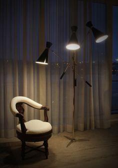 Lampes Design et uniques chez Delightfull decodesign / Décoration