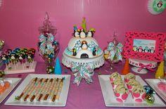 Winter Wonderland Party #winterwonderland #party