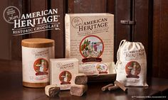 Love Chocolate? Find Recipes, History and More with American Heritage Chocolate! #chocolatehistory | SocialMoms Network - Where Influential Women Connect