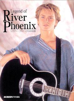 River Phoenix Legend