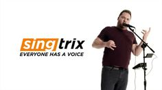 Can't sing? Now everyone sounds like a superstar! The Party is on!. Limited quantities for holiday delivery, available now at www.singtrix.c...