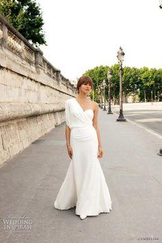 Cymbeline Wedding Dresses 2011