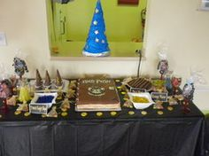 Anthony's Harry Potter World - Harry Potter Themed Boys Birthday Party
