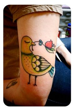 oh, come on!: Pomegranate Tattoo