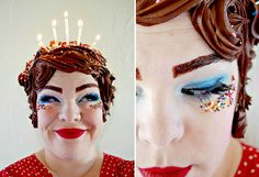 """The Militant Baker: """"Baker of the Year"""" Self Portraits. These are awesome!"""