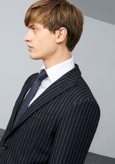 Zara Autumn/Winter 2013 November Suits Lookbook: Sharp & Structured Modern Formal Styles