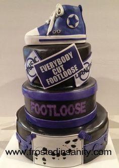 Footloose Cake